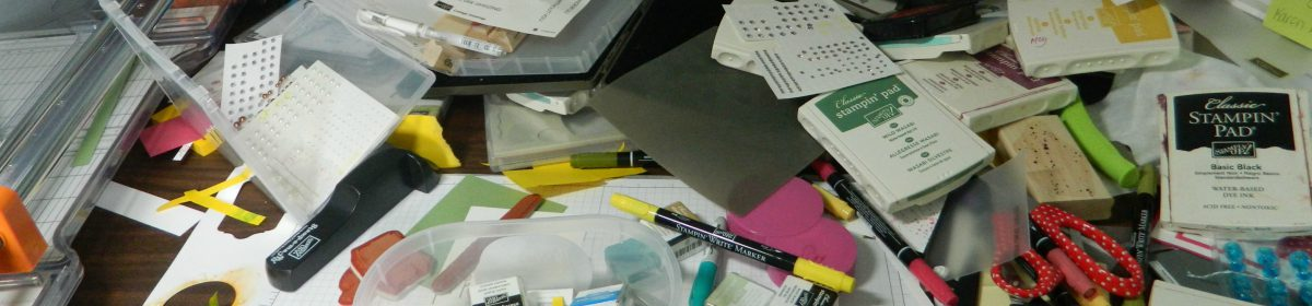The Messy Desk Stamper